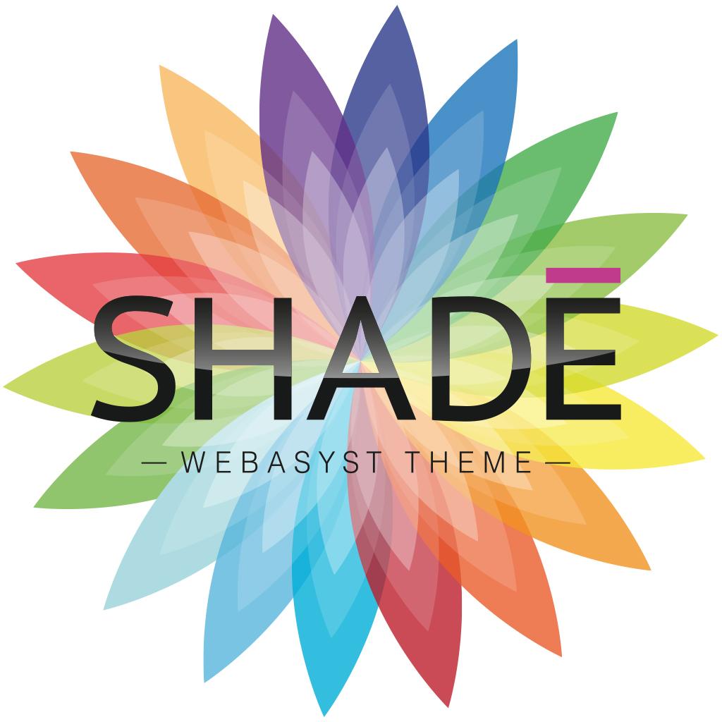 Этот сайт построен на шаблоне Shade